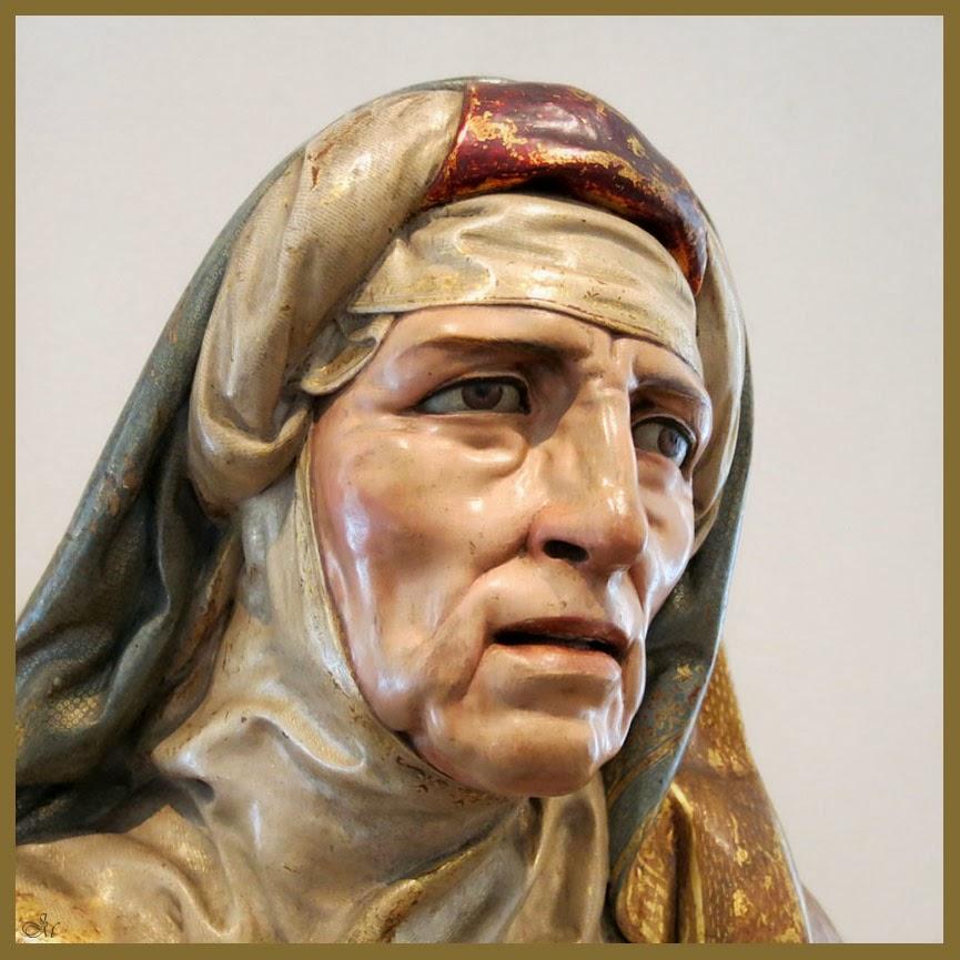 Domvs pvcelae theatrum santa ana la mujer madura y la - Santa ana valladolid ...