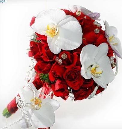 Hoa cưới cầm tay 13