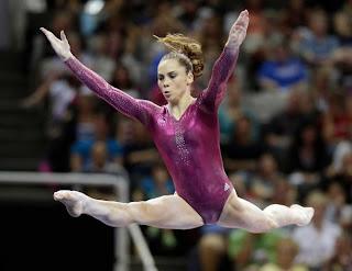 McKayla Maroney legs