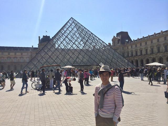 Museum Louvre, Musée du Louvre, Paris, Perancis, travelling, Wisata, Travel