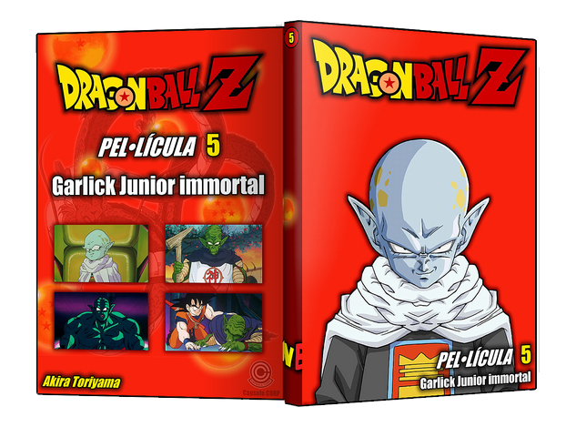 Dragon Ball Z Garlick Junior Inmortal