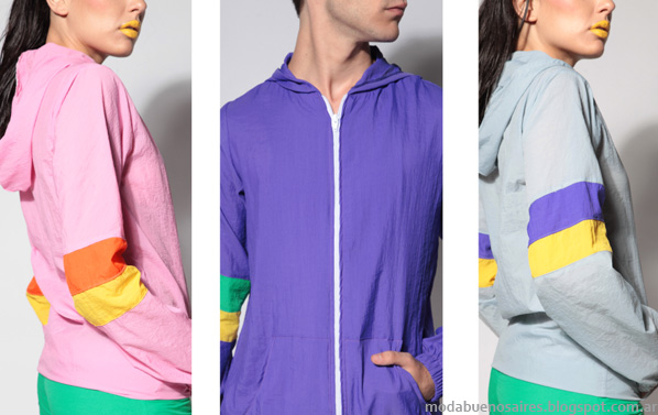 Banderines moda verano 2014.