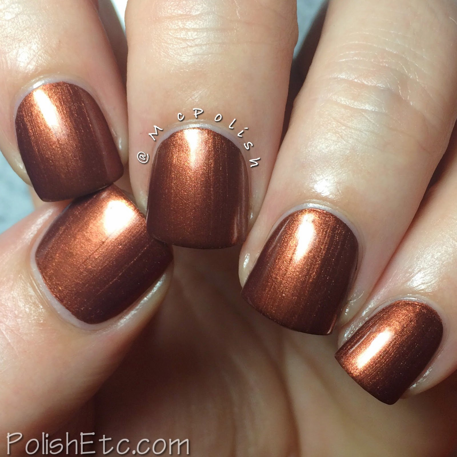 Tillie Polish Glamorous Collection - McPolish - Royals