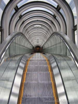 Escalator Tertinggi Didunia