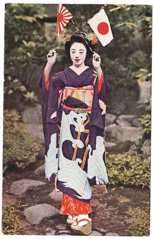 1940s ww2 geisha