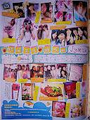^^我的照片登在杂志❤