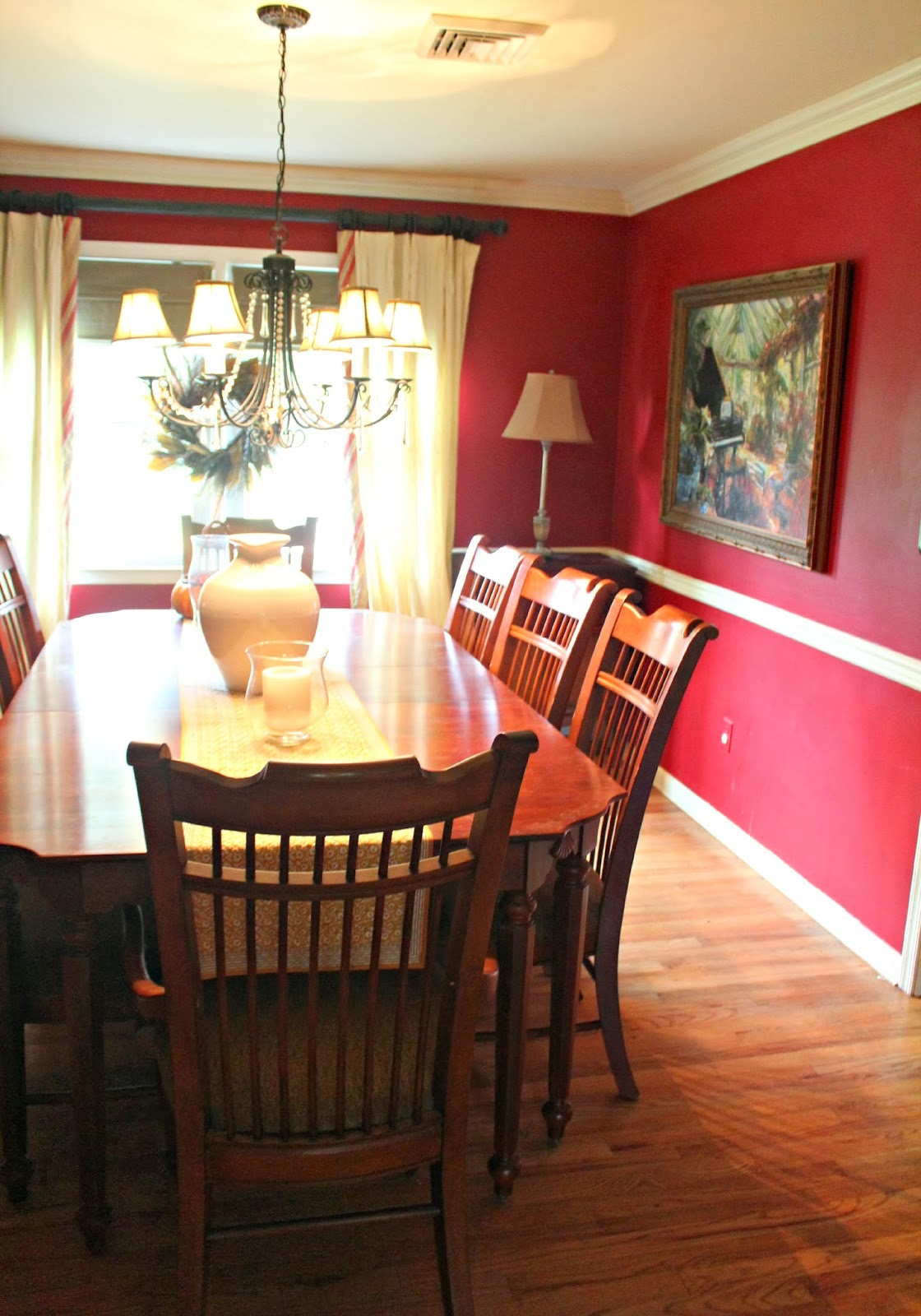 21 rosemary lane all the way with boothbay gray for Dining room picture 94