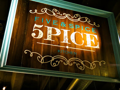 Five & Spice Kitchen at PasarBella The Grandstand