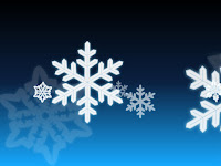 membuat efek salju berjatuhan di blog
