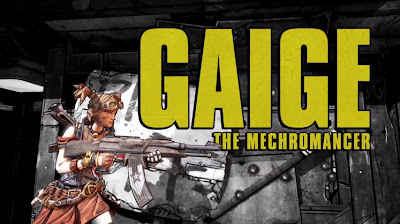 Borderlands 2 - Gaige the Mechromancer - We Know Gamers