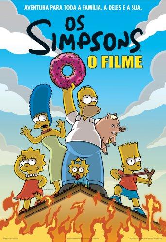Filme Os Simpsons O Filme Dublado AVI DVDRip
