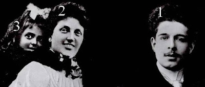 Luise of Tuscany  Italian musician Enrico Toselli  Anna von Sachsen