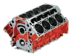 Bahan Yang Gunakan Untuk Pembuatan Blok Mesin