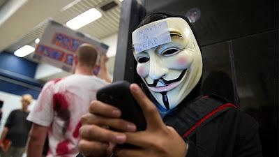 Koleksi Topeng Anonymous Terbaru