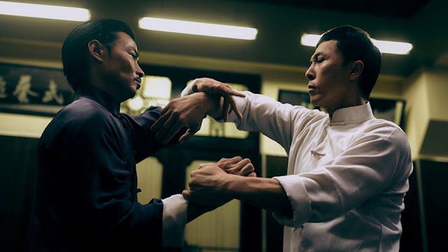 zhang jin donnie yen ip man 3 still
