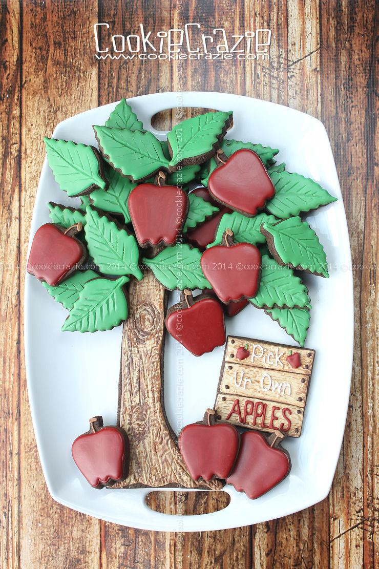 http://www.cookiecrazie.com/2014/09/apple-tree-cookie-platter-tutorial.html