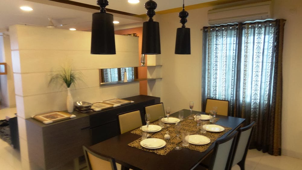 Koncept living interior concepts dining interiors for Interior designs for apartments in hyderabad