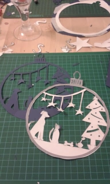 Christmas Papercutting Workshop