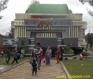 Museum Zoologi Kebun Binatang Bukittinggi