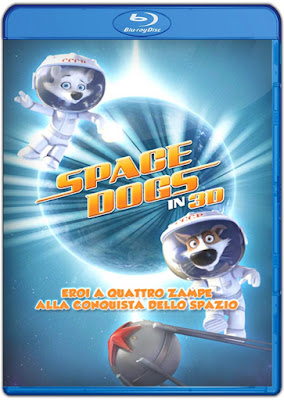 Space Dogs 3D HOU (2010) 3D 1080p Latino