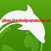 تحميل متصفح دولفين للايفون Dolphin Browser