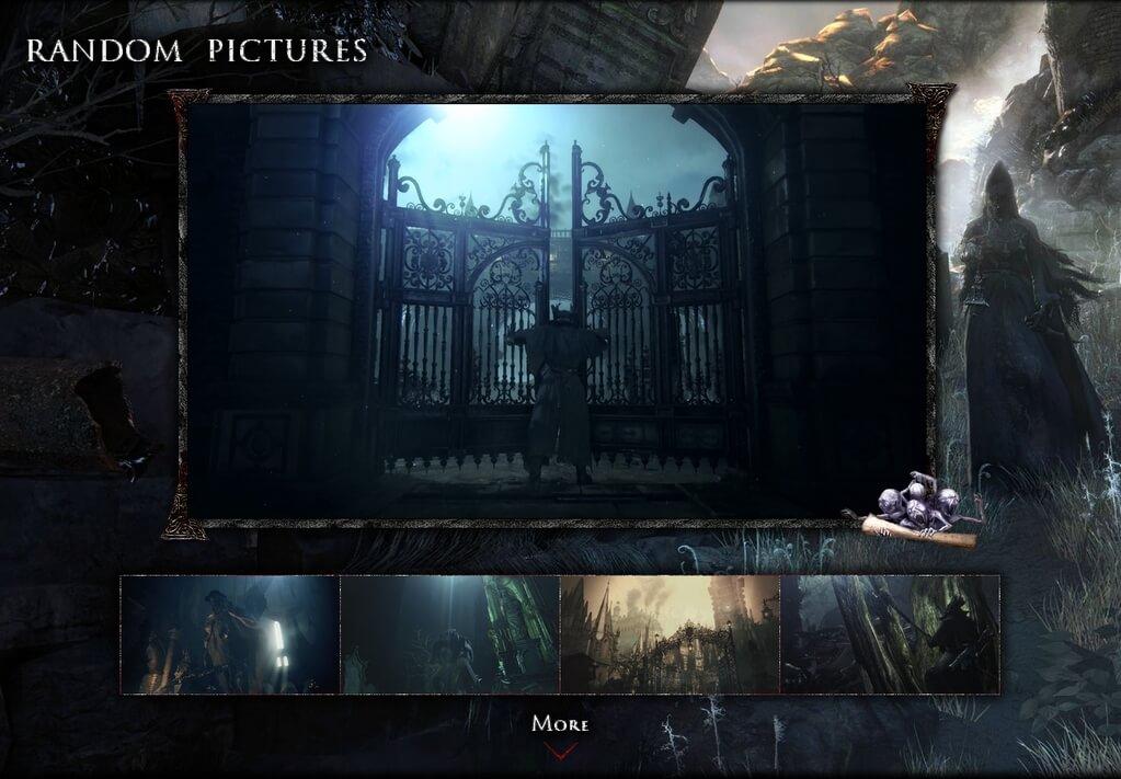 Bloodborne Random Pictures