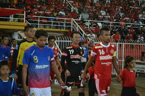 » Keputusan Johor Darul Takzim vs Kelantan Liga Super 22 Mei 2013