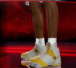 Nike Zoom Lebron V NBA 2K13 Edition