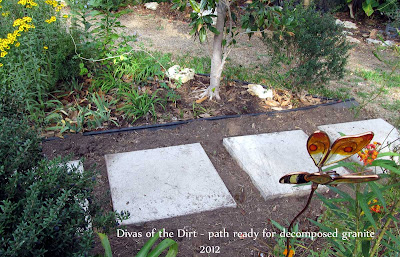 Divasofthedirt,path cleared for dec granite