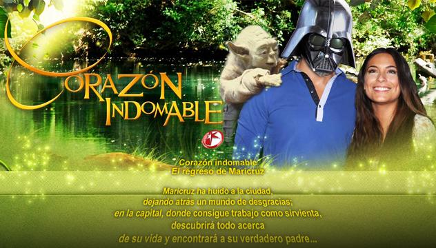 Telenovela Corazón indomable, la nueva súper megaproducción de Televisa. Protagonizada por Ana Brenda Contreras y otros actores mediocres y sin talento alguno | Ximinia