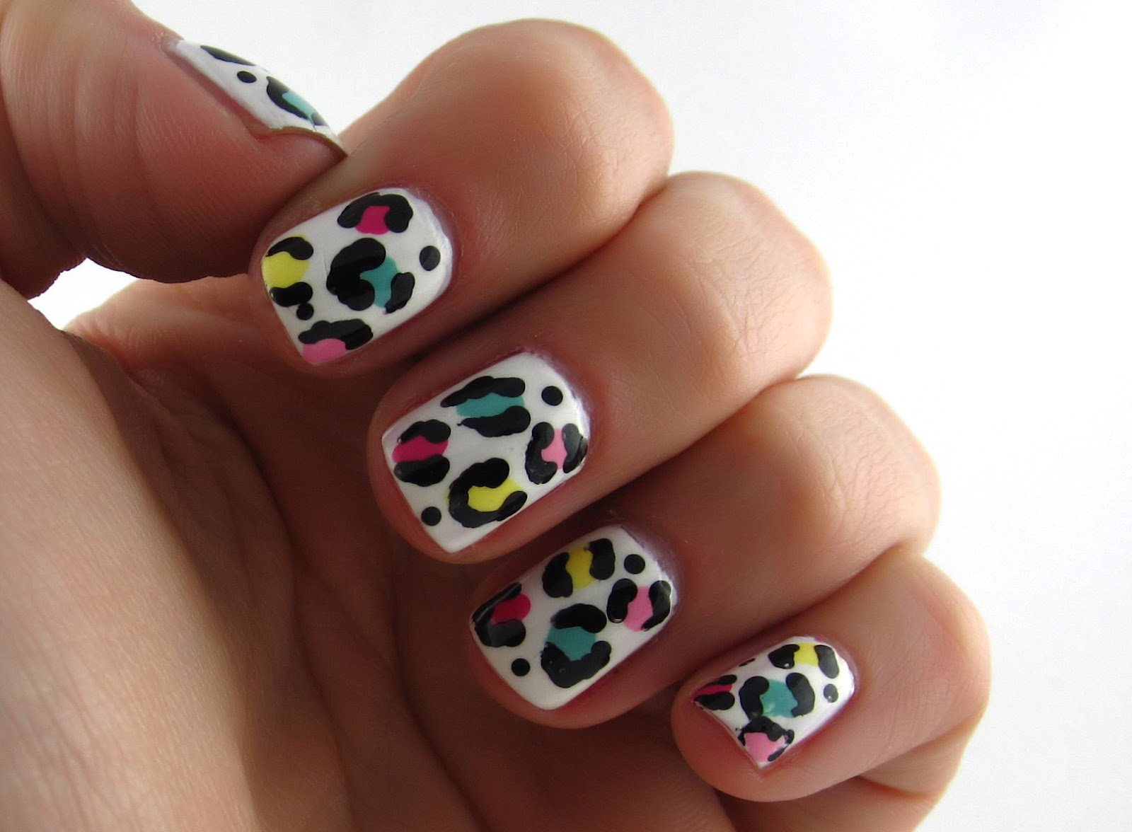 The Cool Nail tip designs tutorial Photo