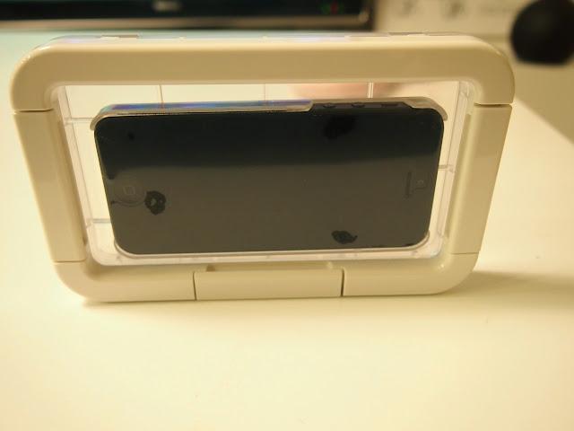 無印 スマートフォン用防水ケース