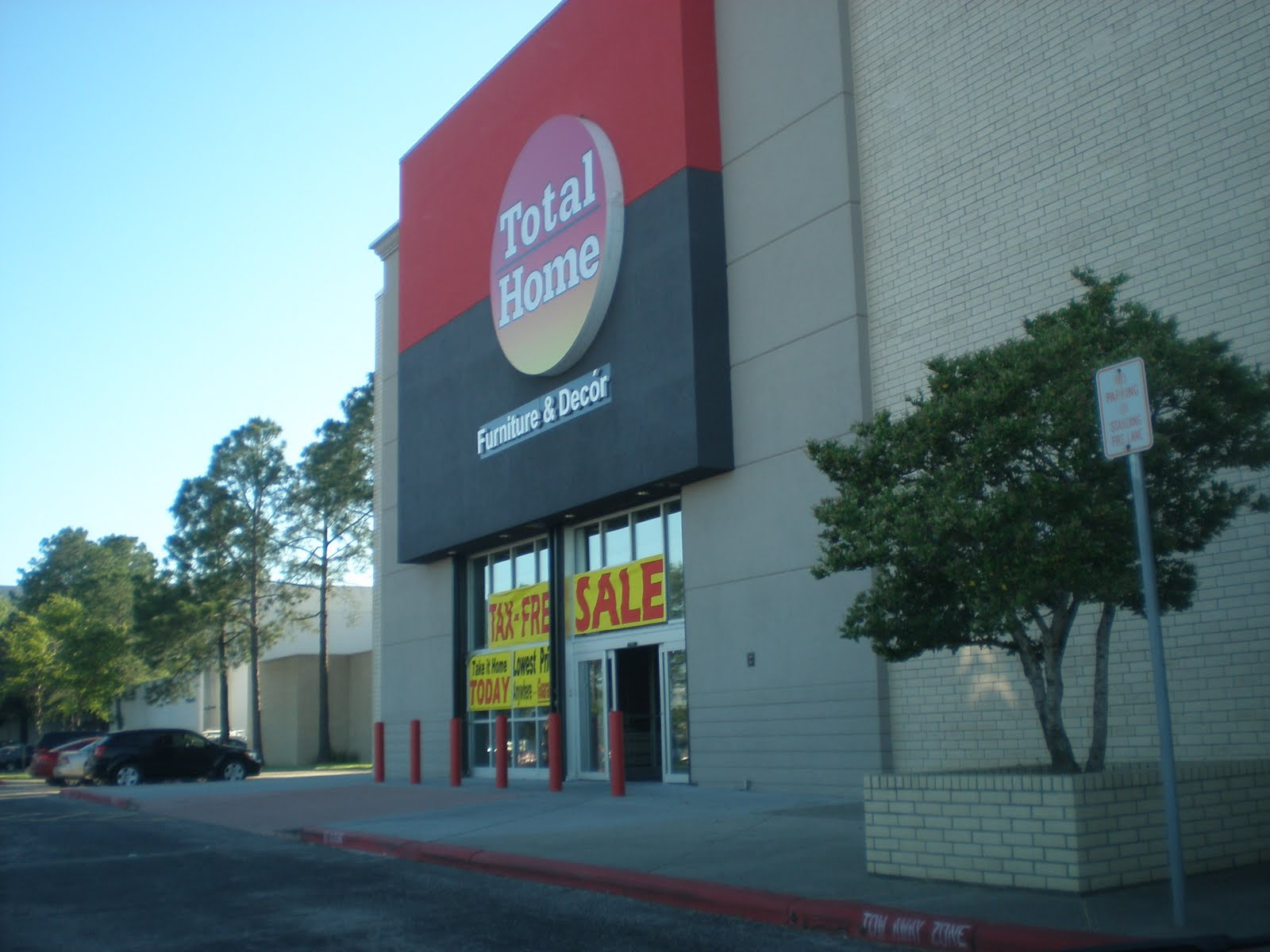 Louisiana And Texas Southern Malls And Retail Last Look