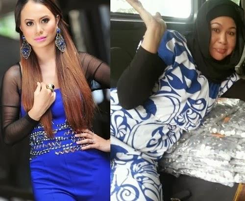 Terbaru, Erma Fatima Bayar Rabecca Guna Wang Kertas RM1