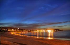 Laxe (Costa Da Morte) Galicia.