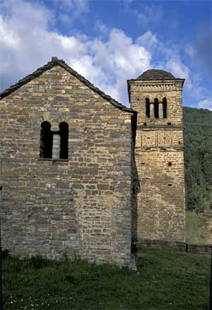 San Bartolomé de Gavín (Serrablo)