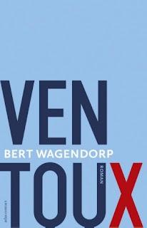 Ventoux Bert Wagendorp cover