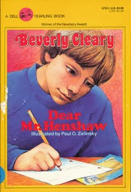 Cover image: Dear Mr. Henshaw by Beverly Cleary