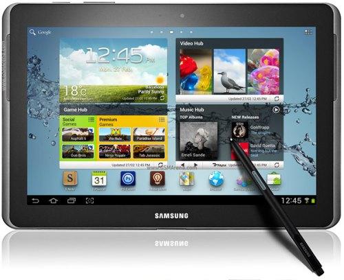 Video del Tablet con S Pen Galaxy Note 10.1