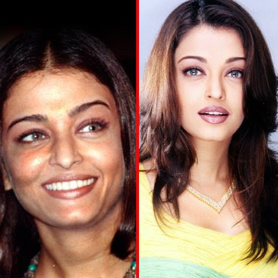 Aishwarya Rai without makeup