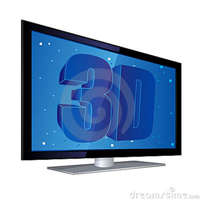 3d Movie Image 3d Flat Screen Tvs