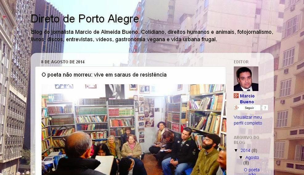 Leia também: Direto de Porto Alegre