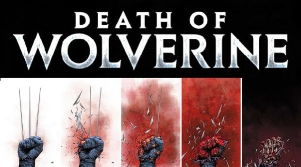 DEATH OF WOLVERINE!