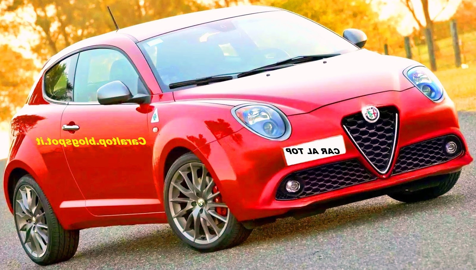 car al top 33 alfa romeo mito facelift 2016 rinfrescata in stile giulia. Black Bedroom Furniture Sets. Home Design Ideas