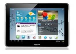 Samsung Unveils 10.1 Inch Galaxy Tablet