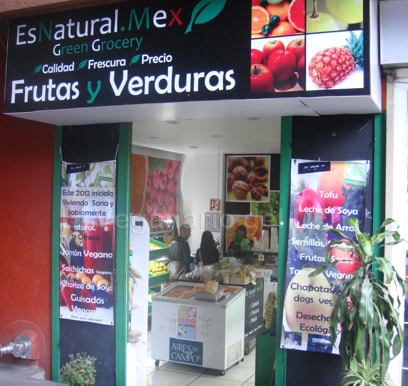 tienda vegana colonia roma