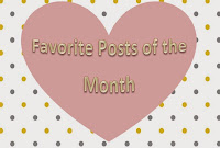 Monthly Linky