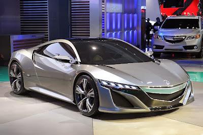 2015 Acura NSX Coupe Release Date