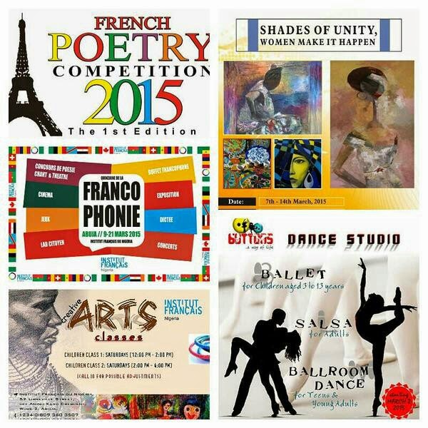 March Events at Institut Francais