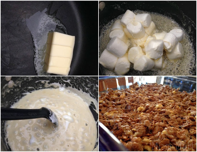 S'more Rice Crispy Treat Recipe